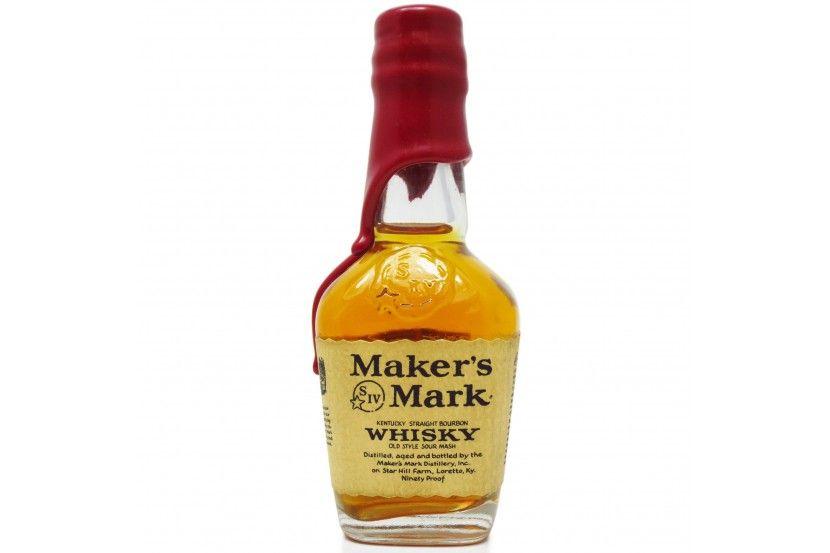 Mini Whisky Makers Mark 5 Cl