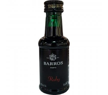 Mini Porto Barros Ruby 5 Cl