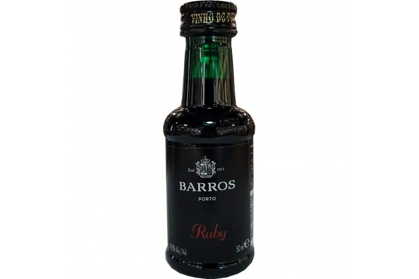 Mini Porto Barros Ruby 5 Cl