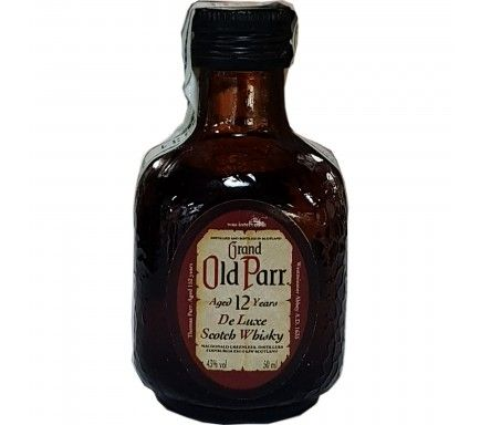 Mini Whisky Old Parr 5 Cl