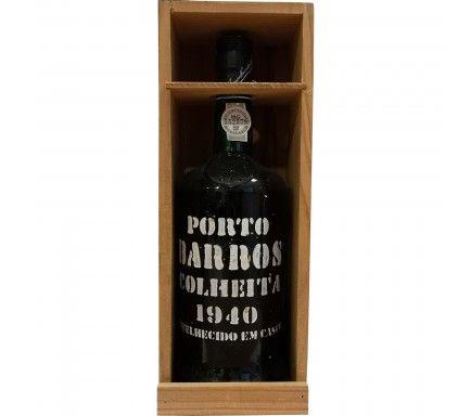 Porto Barros 1940 Colheita 75 Cl
