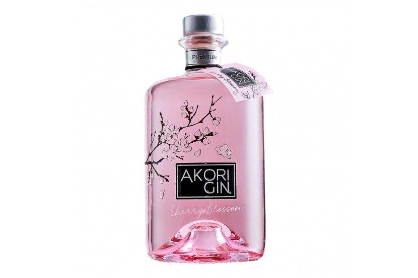 Gin Akori Pink 70 Cl