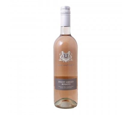 Rose Wine Botter San Antonio Pinot Grigio 75 Cl