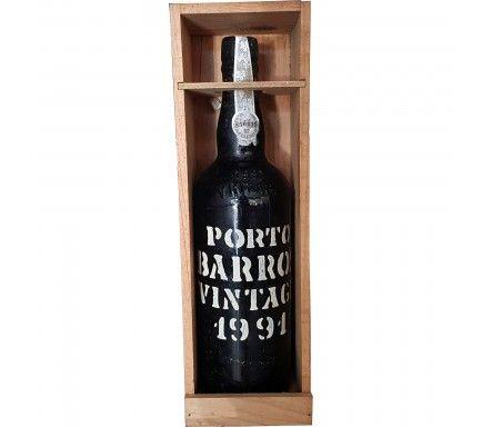 Porto Barros 1991 Vintage 75 Cl