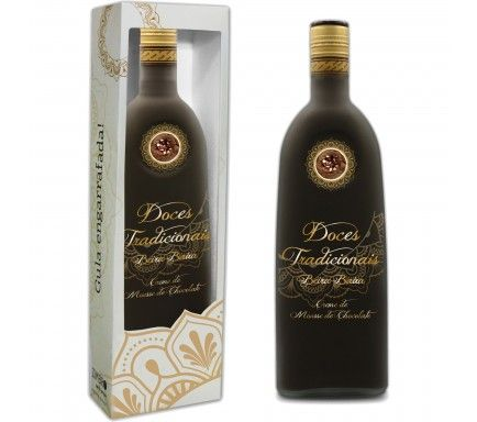 Licor Zimbro Mousse Chocolate 70 Cl