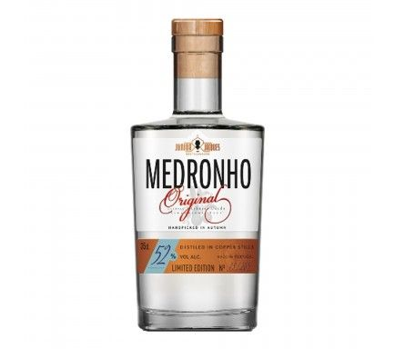 Aguardente Medronho Junior Jacques Original 35 Cl