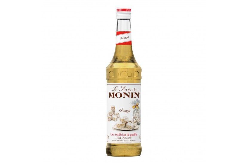 Monin Syrup Nougat 70 Cl