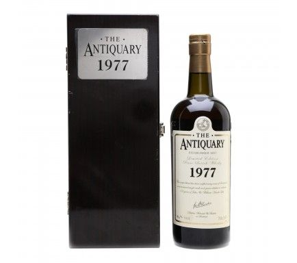 Whisky Antiquary 1977 70 Cl