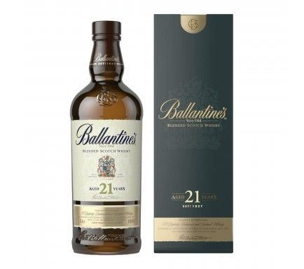 Whisky Ballantine's 21 Anos 70 Cl