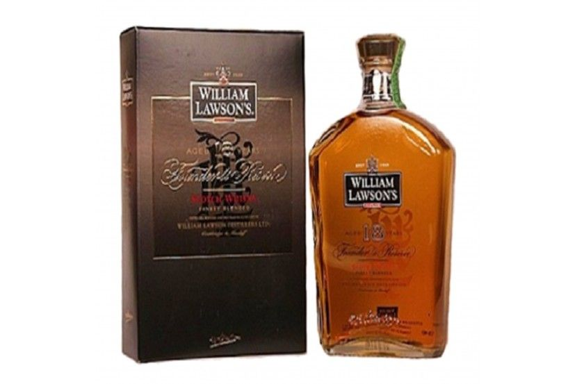 Whisky William Lawson's 18 Anos 70 Cl