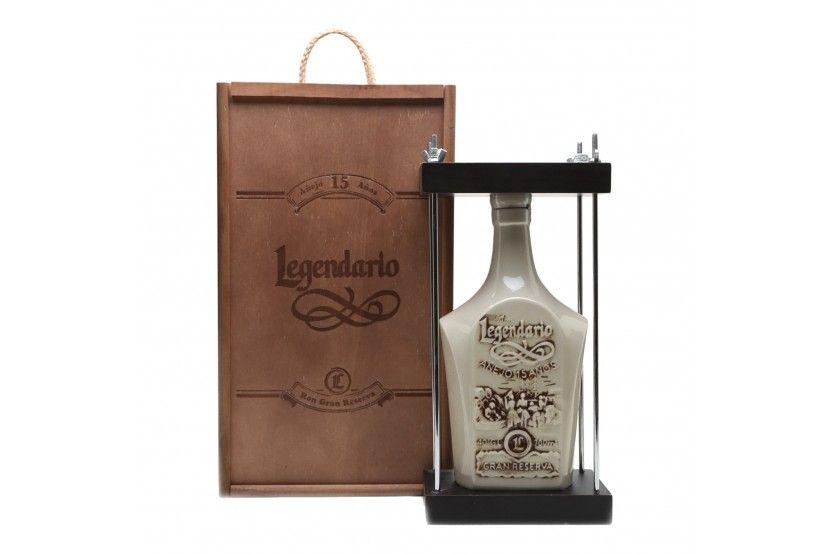 Rum Legendario Grande Reserva 15 Anos 70 Cl