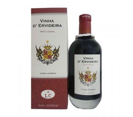 Vinho Licoroso D'ervideira 75 Cl