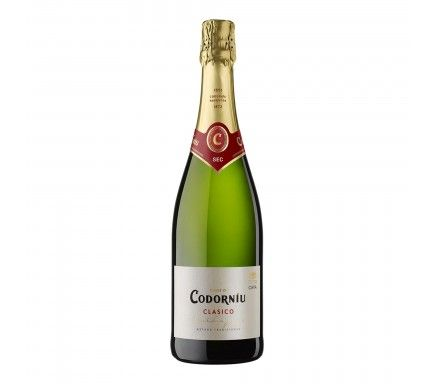 Sparkling Wine Codorniu Bruto 75 Cl