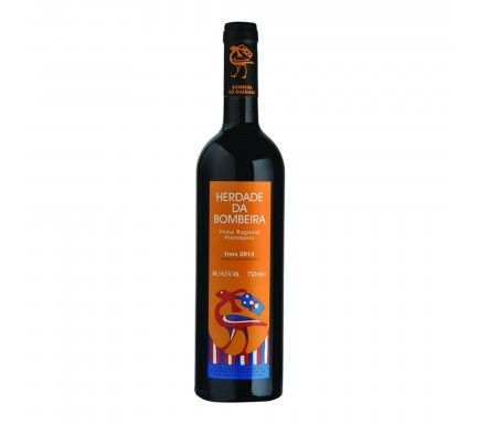 Red Wine Herdade Bombeira 75 Cl