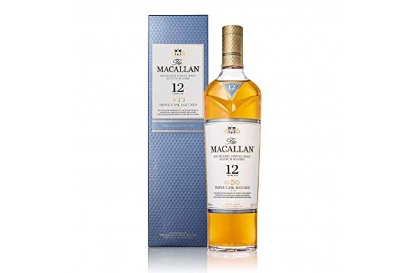 Whisky Macallan Triple Cask 12 Anos 70 Cl