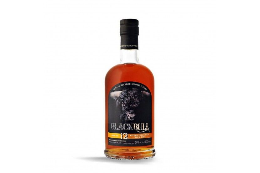 Whisky Black Bull 12 Anos 70 Cl