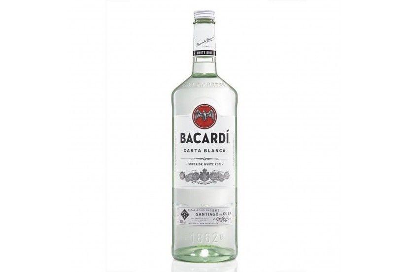 Rum Bacardi 3 L