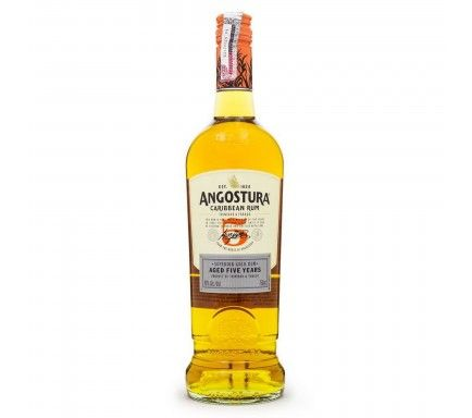 Rum Angostura 5 Anos Gold 70 Cl
