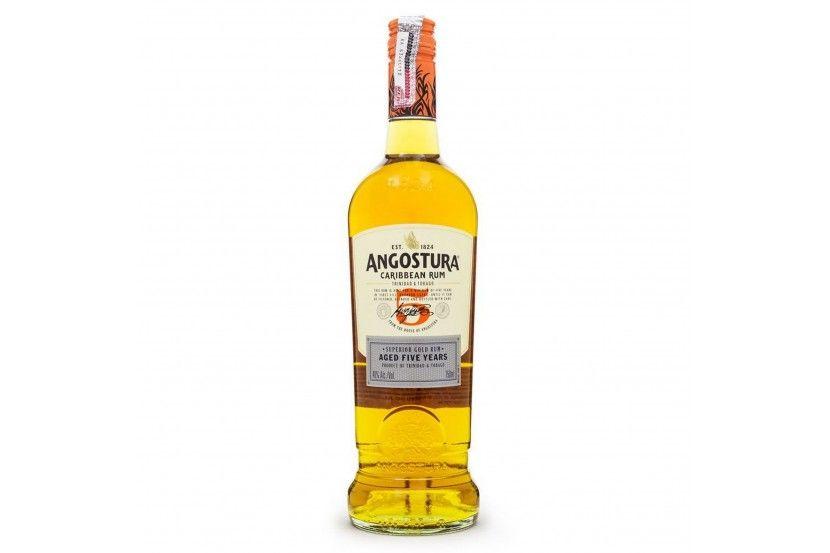 Rum Angostura 5 Anos Gold 70 Cl