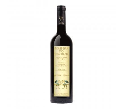 Red Wine Bombeira Guadiana Trincadeira 75 cl