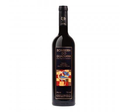 Vinho Tinto Bombeira Guadiana Reserva 75 cl