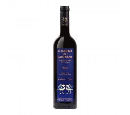 Red Wine Bombeira Guadiana Syrah 75 cl