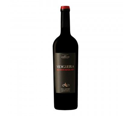 Red Wine Vidigueira Alicante Bouschet 75 cl
