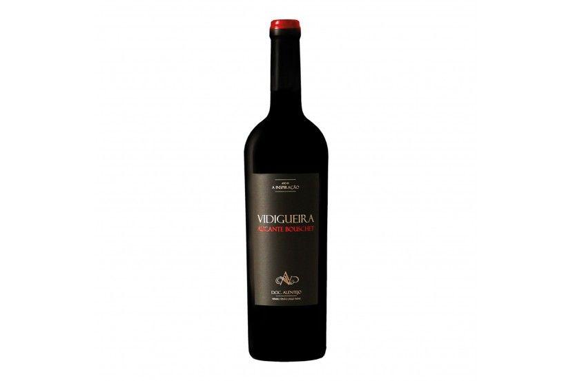Red Wine Vidigueira Alicante Bouschet 75 cl