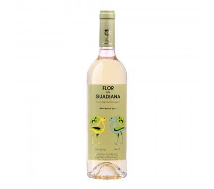 White Wine Flor Guadiana 75 Cl