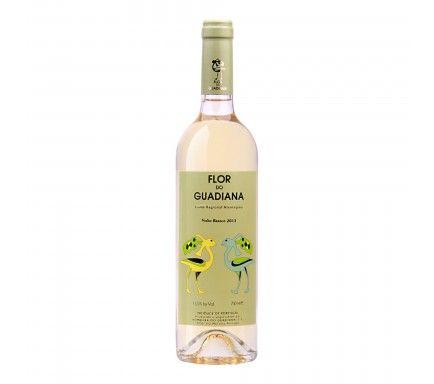 Vinho Branco Flor Guadiana 75 Cl