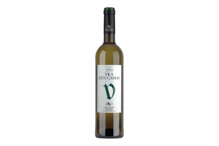 Vinho Branco Vila Dos Gamas 75 cl