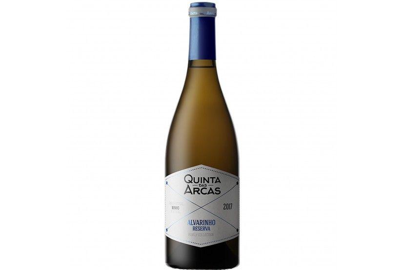 Vinho Verde Qta. Das Arcas Alvarinho Reserva