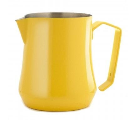 Leiteira Profissional/ Milk Jug Tulipa Amarelo 50 Cl