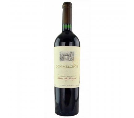 Red Wine Don Melchor 75 Cl