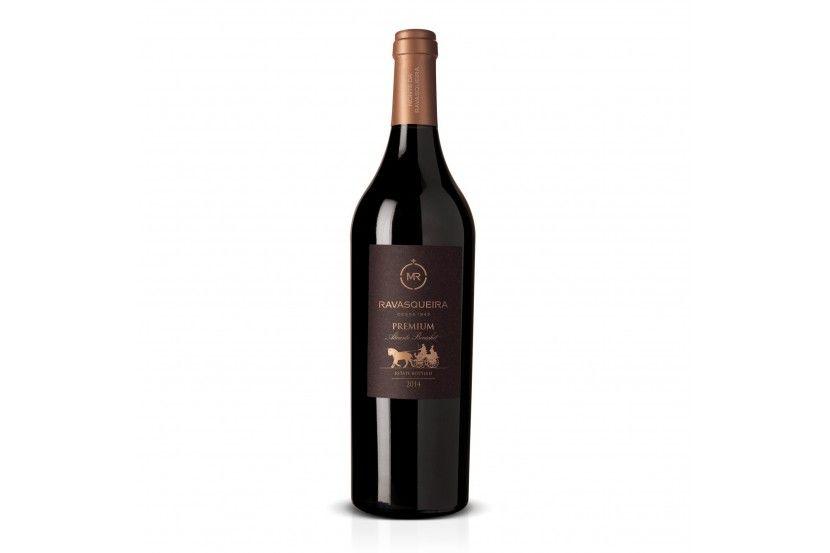Vinho Tinto Monte Ravasqueira Mr Alicante Bouschet 75 Cl    #