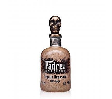 Tequila El Padre Azul Reposado 5 Cl