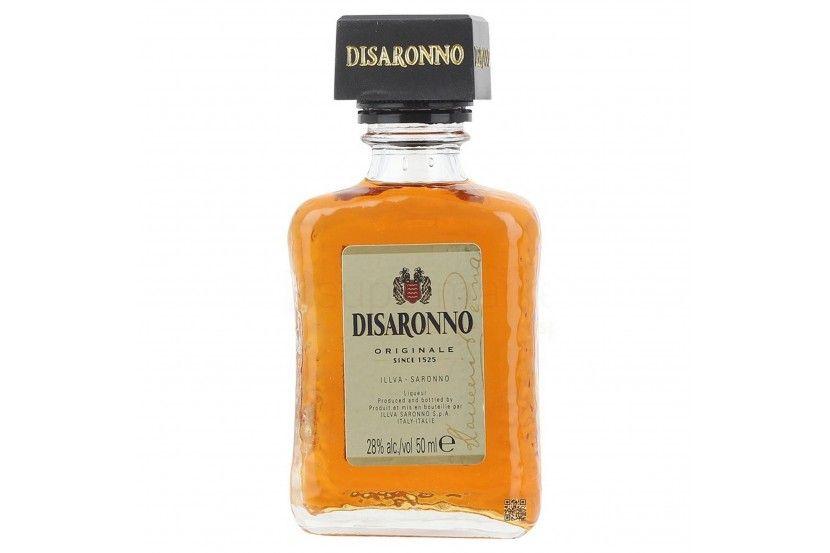 Licor Amaretto Di Saronno 5 Cl