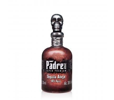 Tequila El Padre Azul Anejo 5 Cl