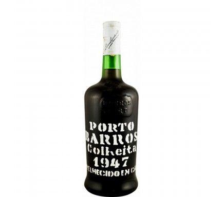 Porto Barros 1947 Colheita 75 Cl