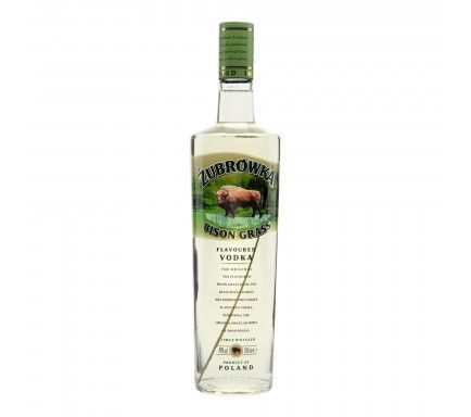Vodka Zubrowka 70 Cl