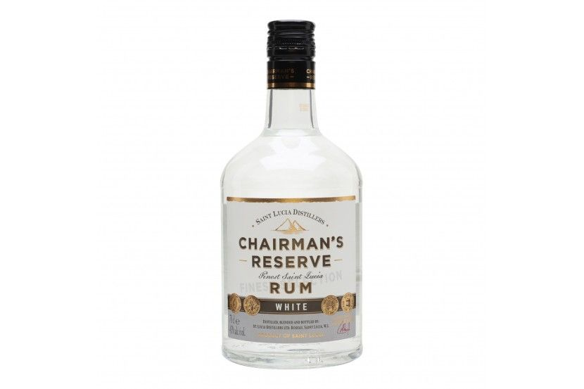 Rum Chairman's Reserve White 70 Cl