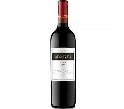 Red Wine Finca Flichman Roble Shiraz 75 Cl