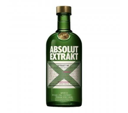 Vodka Absolut Extrakt 70 Cl
