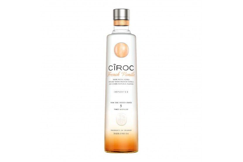 Vodka Ciroc Vanilla 70 Cl