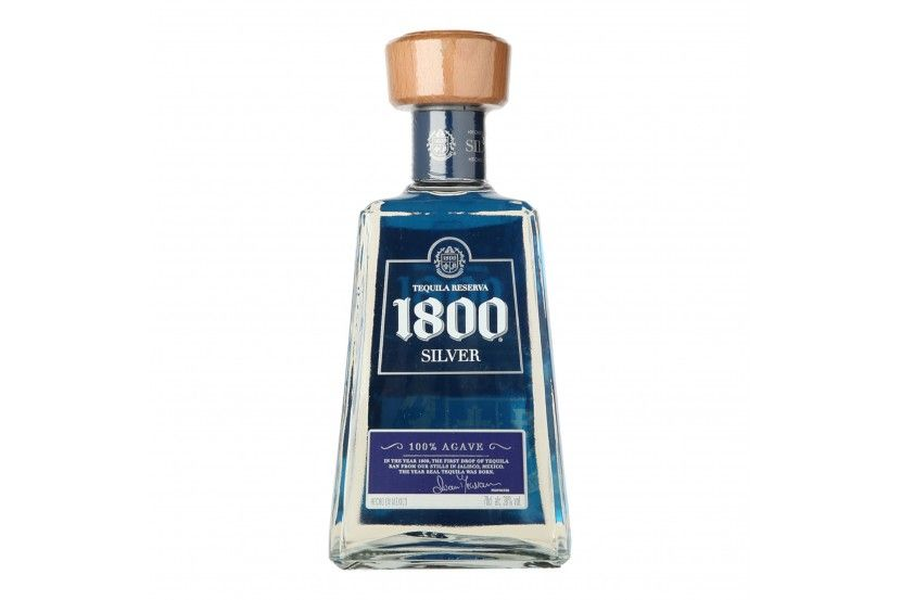 Tequila José Cuervo Reserva 1800 Silver 70 Cl