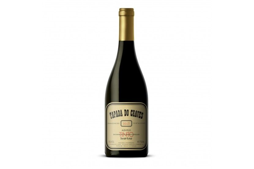 Red Wine Tapada Chaves Reserve 70 Cl