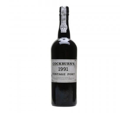 Porto Cockburn's 1991 Vintage 75 Cl