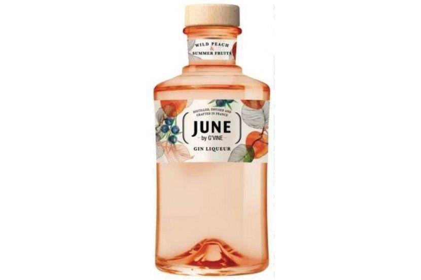 Licor June Wild Peach 70 Cl