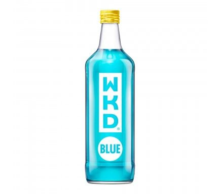 Vodka W.K.D. Blue 70 Cl
