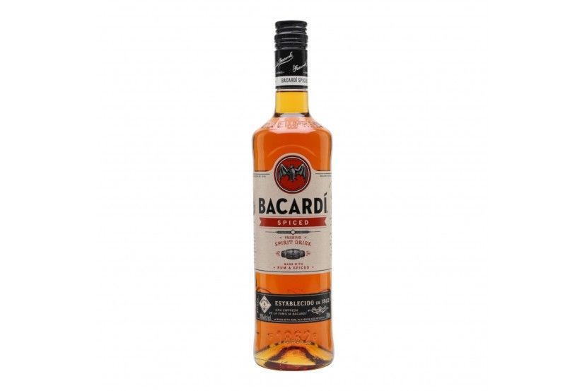 Rum Bacardi Spiced 70 Cl